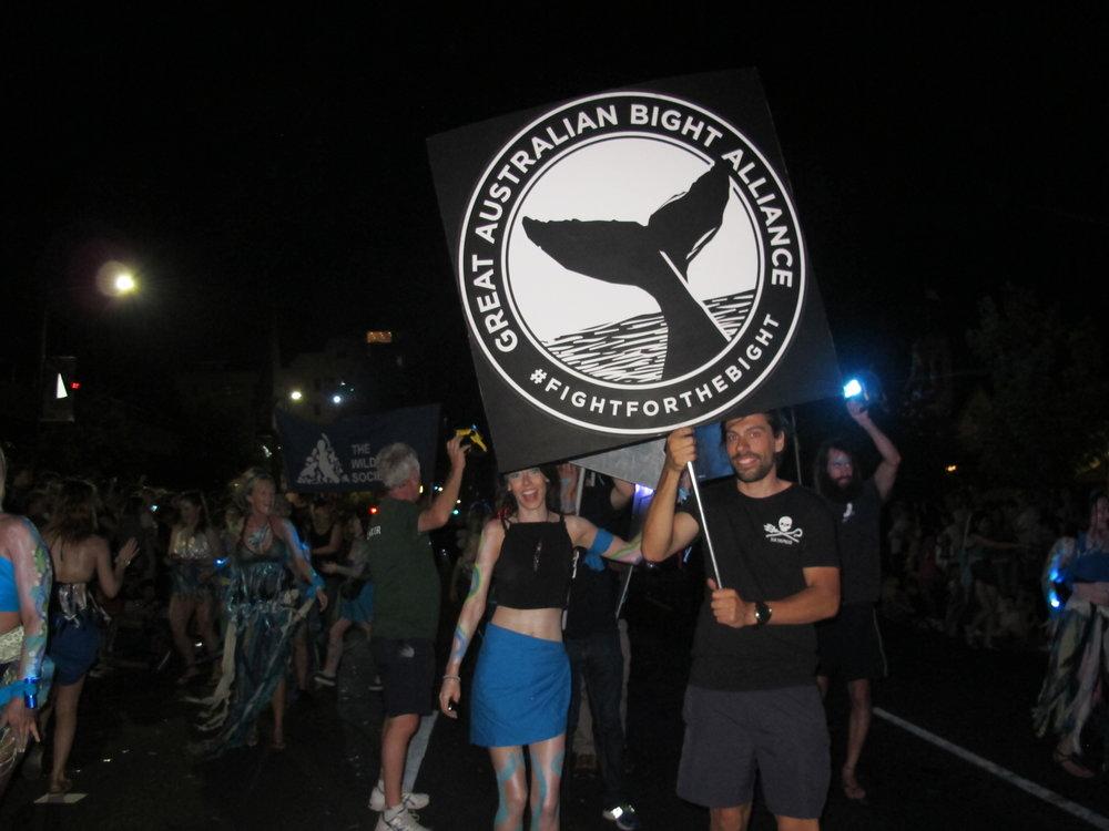 Adelaide Fringe Parade 2016