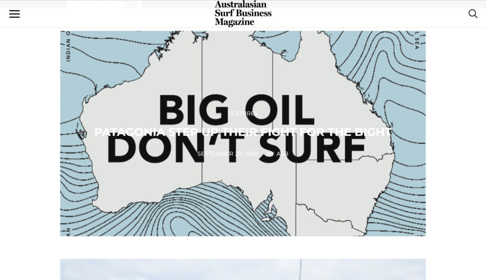 Surf Business Mag