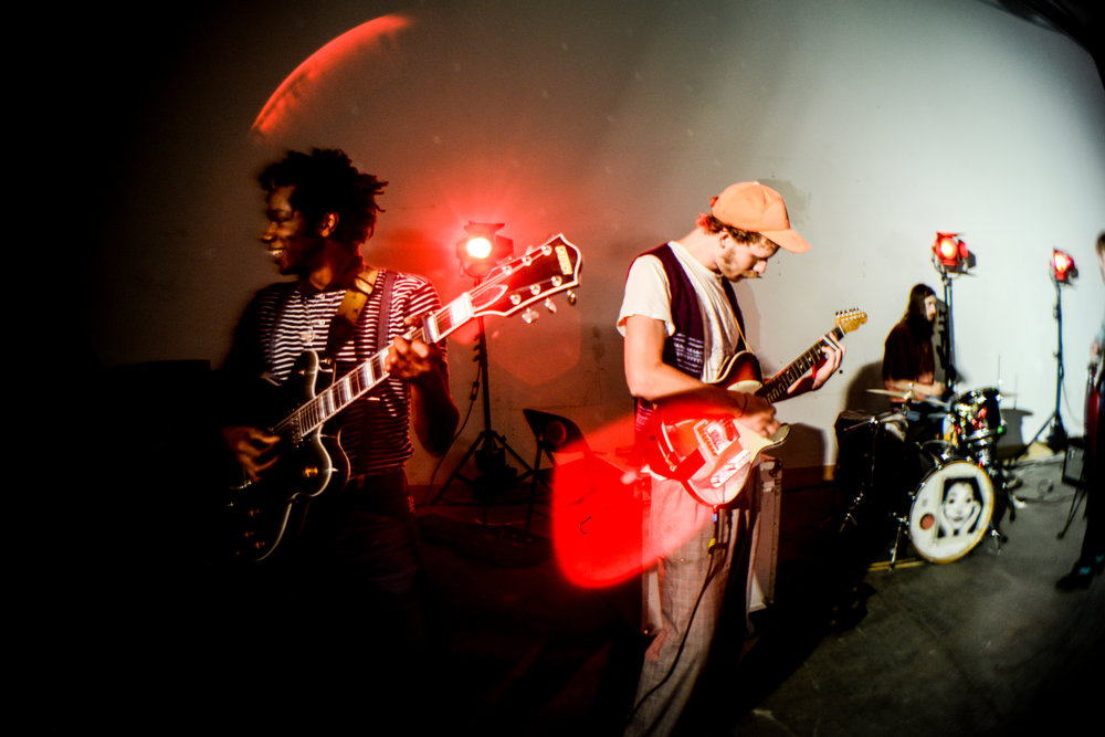 L.A. Salami Full Band