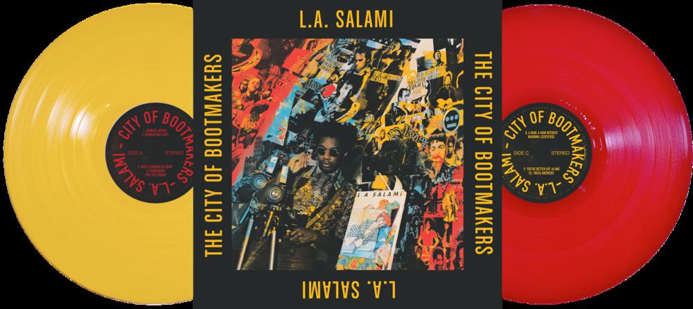 L.A. Salami – Coloured Vinyl