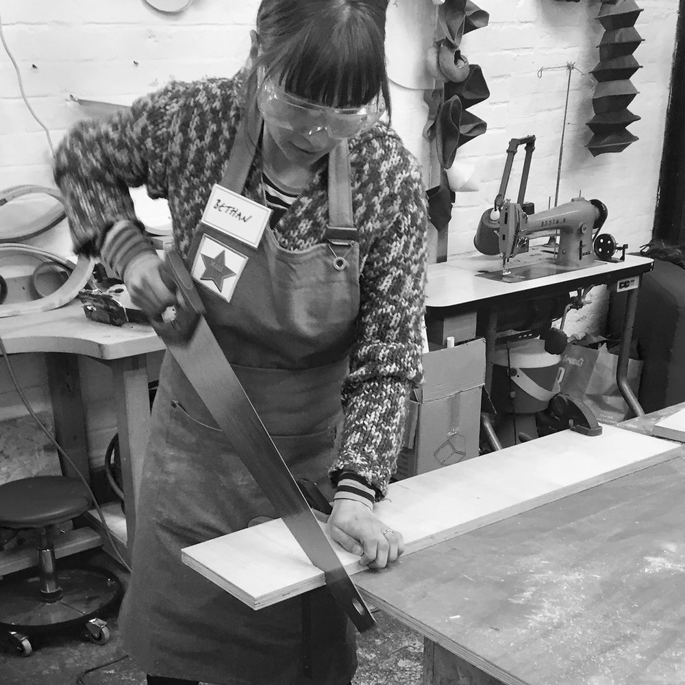 I made it  - girls with power tools at Dual Works 17.jpg