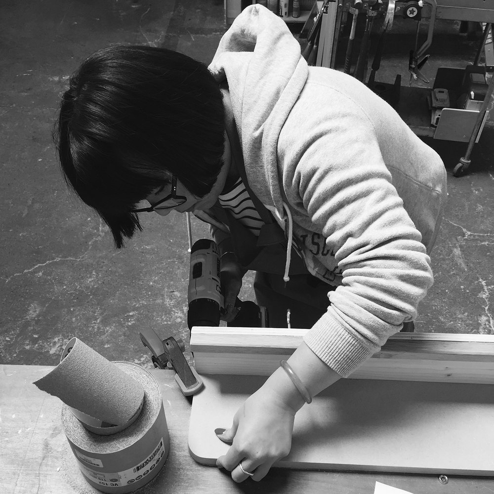 I made it  - girls with power tools at Dual Works 24.jpg