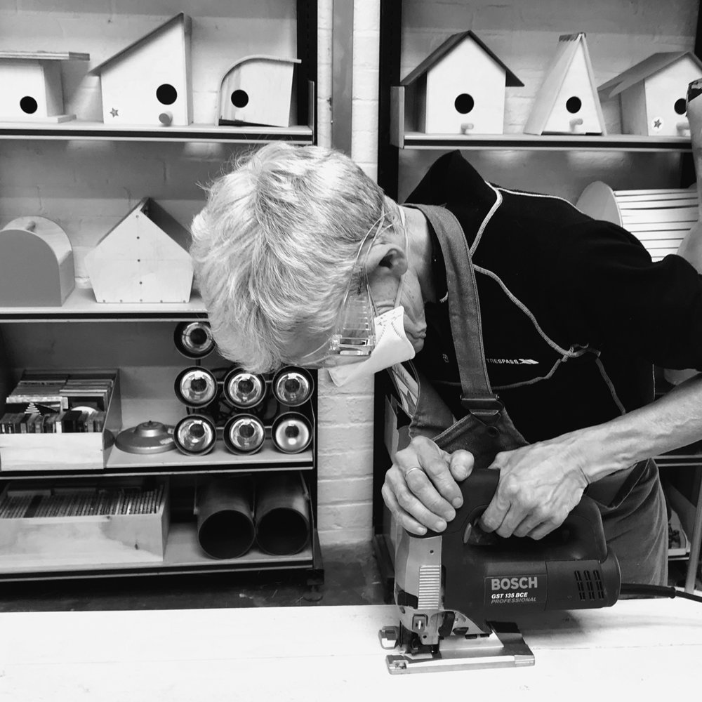 I made it  - girls with power tools at Dual Works 40.jpg