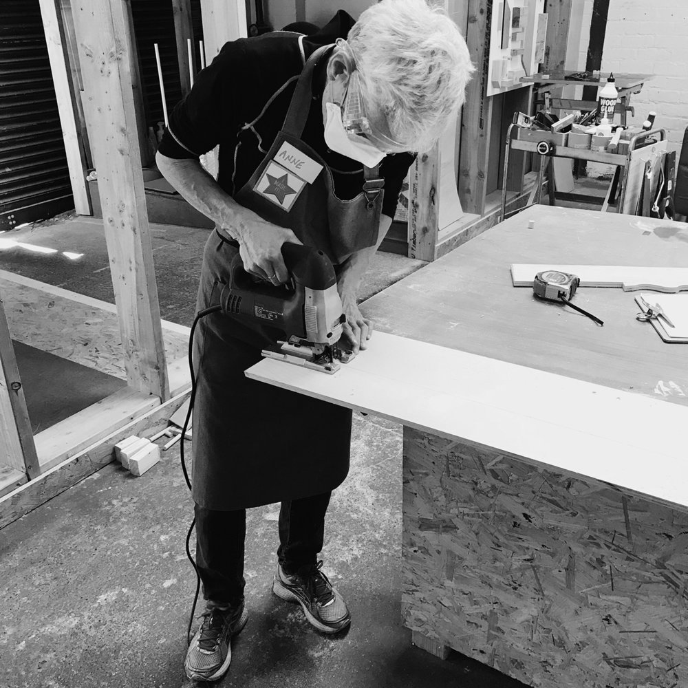 I made it  - girls with power tools at Dual Works 41.jpg
