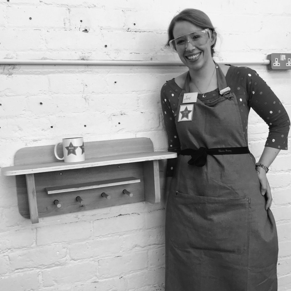 I made it  - girls with power tools at Dual Works 26.jpg