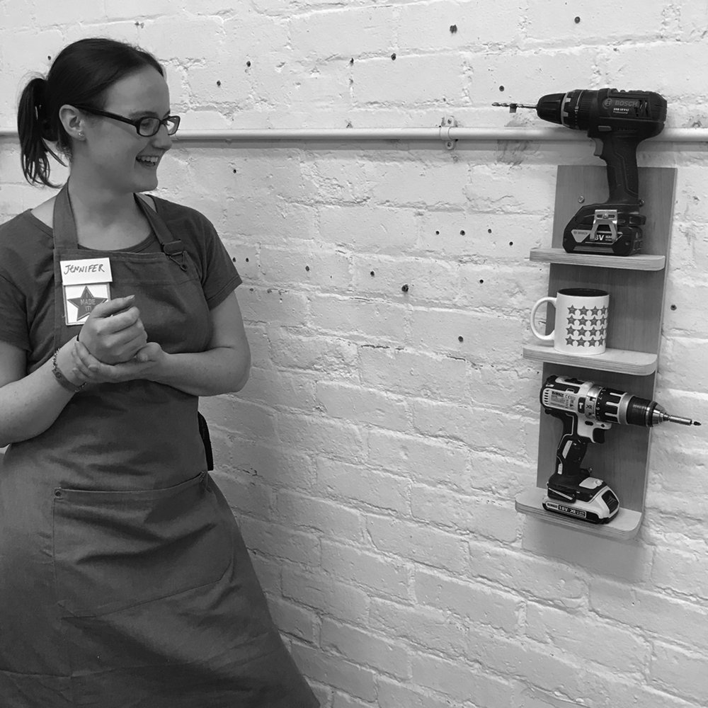 I made it  - girls with power tools at Dual Works 27.jpg