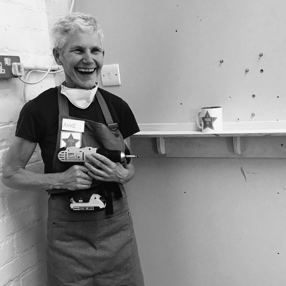 I made it  - girls with power tools at Dual Works 36.jpg