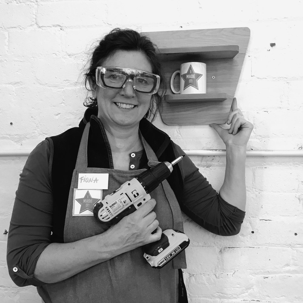 I made it  - girls with power tools at Dual Works 38.jpg