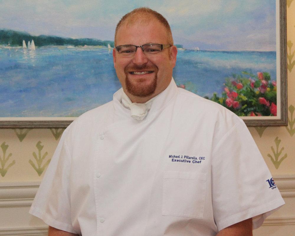 - chapter presidentMichael Pillarella, CECExecutive Chef, Wianno Clubchefmichael@wiannoclub.com