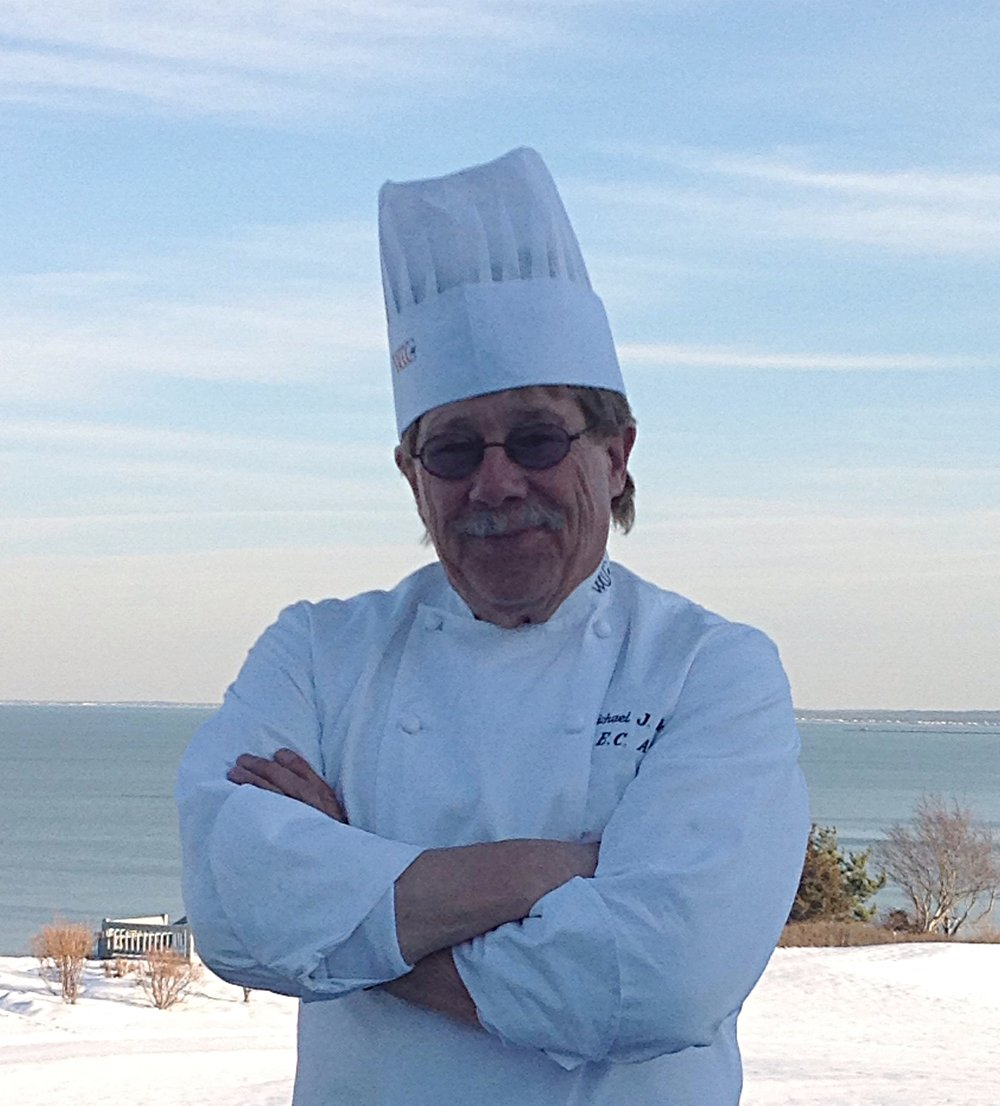 Chapter Vice President - Michael 'Mickey' Beriau, CECFormer Chef, White Cliffs Country Clubchefberiau@roadrunner.com
