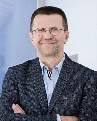 Professor Virginijus Siksnys, Vilnus University