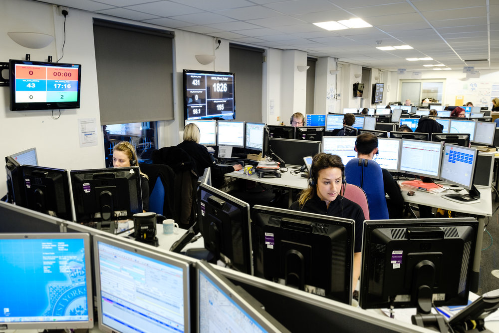 Control Room Awards West Yorkshire Police contact centre.jpg