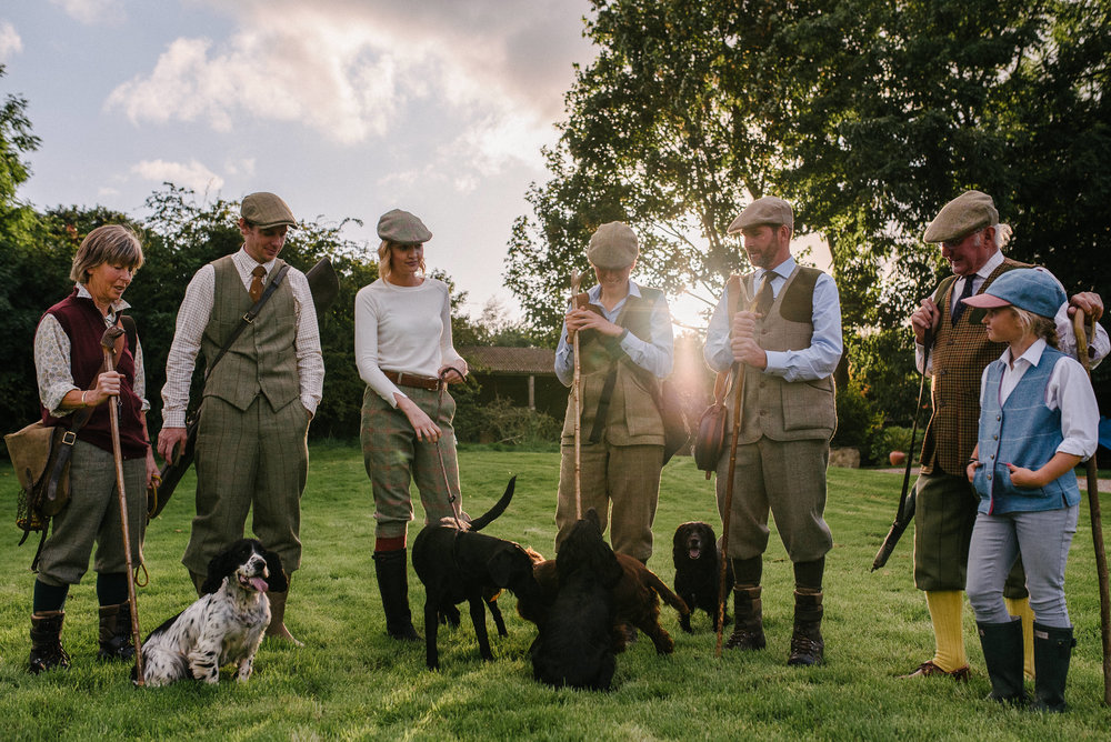 GAME KEEPER'S WEAR - Bespoke country wear for ladies and gents