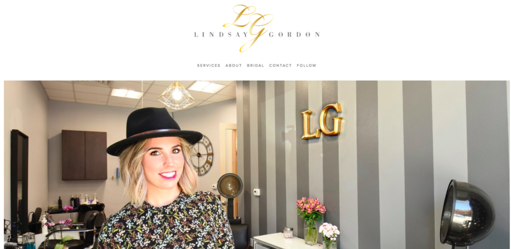 Lindsay Gordon Hair Stylist
