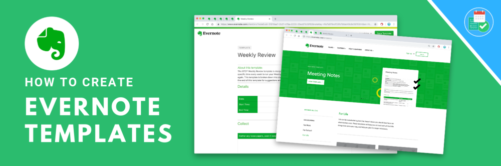 How To Create An Evernote Template Keep Productive