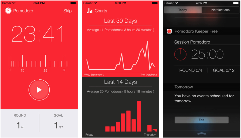 FocusKeeper Pomodoro Timer App - Best to Try.png