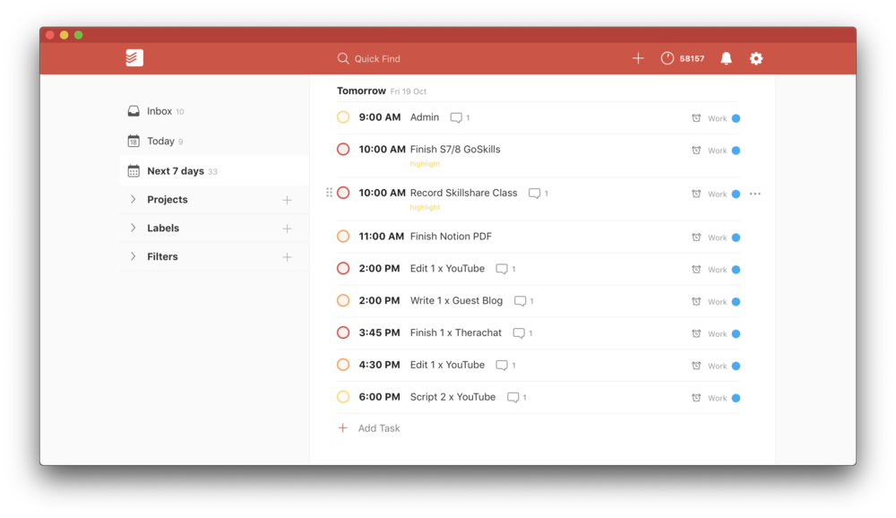 Open Todoist ready to add email tasks.png