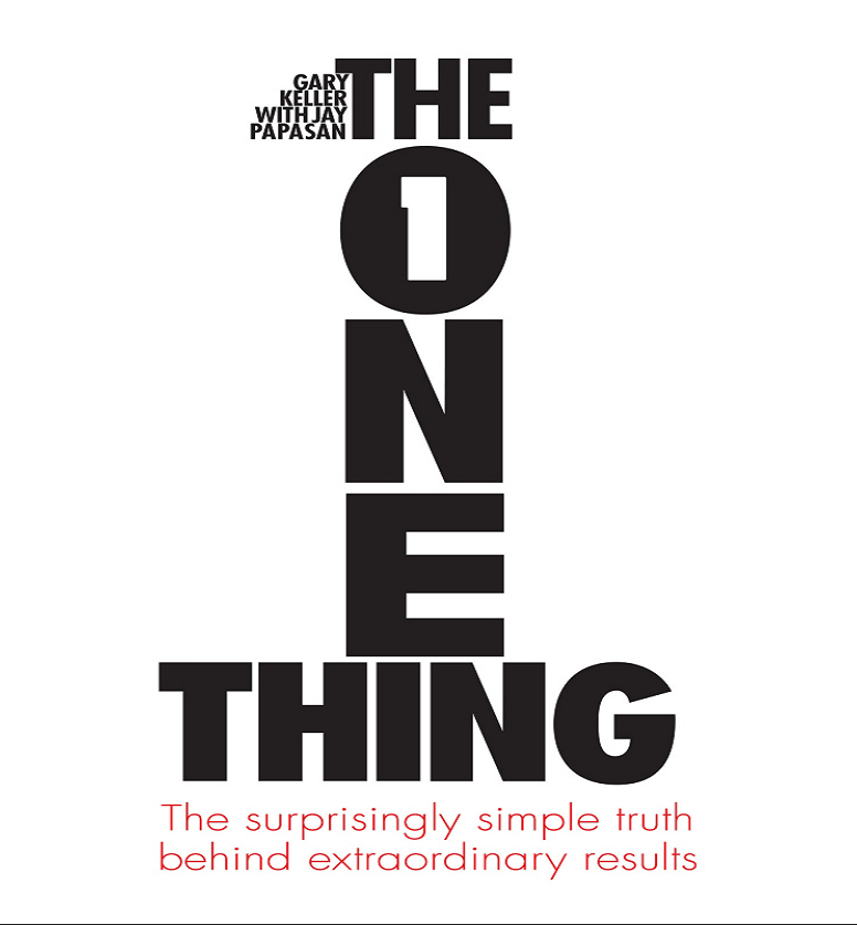 The-One-Thing-Gary-Keller-honest-review-utelier.png