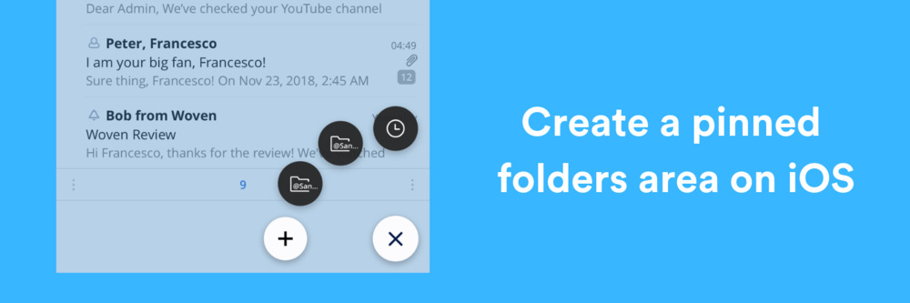 Pinned iOS Spark Mail Folders.png