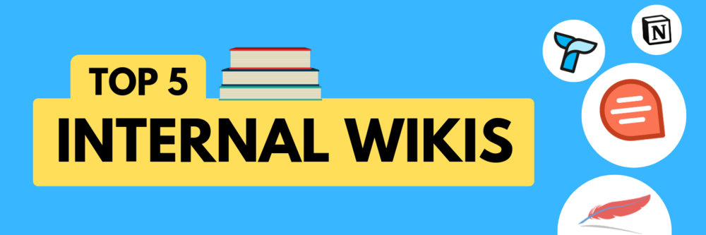 Top 5 Internal Wikis — Keep Productive