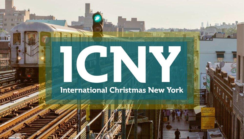 ICNY Christmas in nY