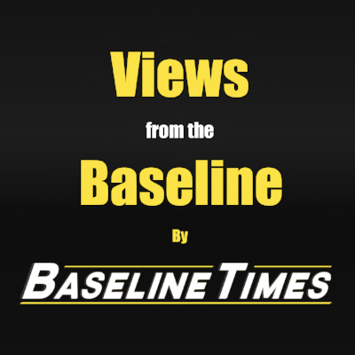 Views from the Baseline Podcast - DeMario joins Baseline Times Media in Episode 2 of Views from the Baseline Podcast. Alongside Co-host Chevall Kanhai the duo discuss the players protests in sports, the Carmelo Anthony deal to OKC, and the Cleveland Cavaliers depth for next season. Released 9/28/17