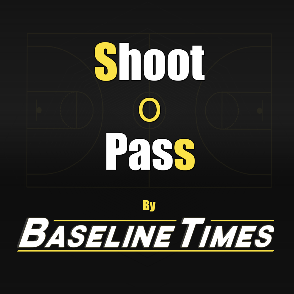 Shoot or Pass Podcast - Episode 4 - Chevall and DeMario discuss the top NBA stories and also share their NBA Mid-Season award winners. Paul Pierce demands a special night, LaVar Ball sounds off on Luke Walton while in Lithuania, and Lebron's thoughts on the H&M advertisement disaster is discussed. Tune in now! (Warning: NSFW language)