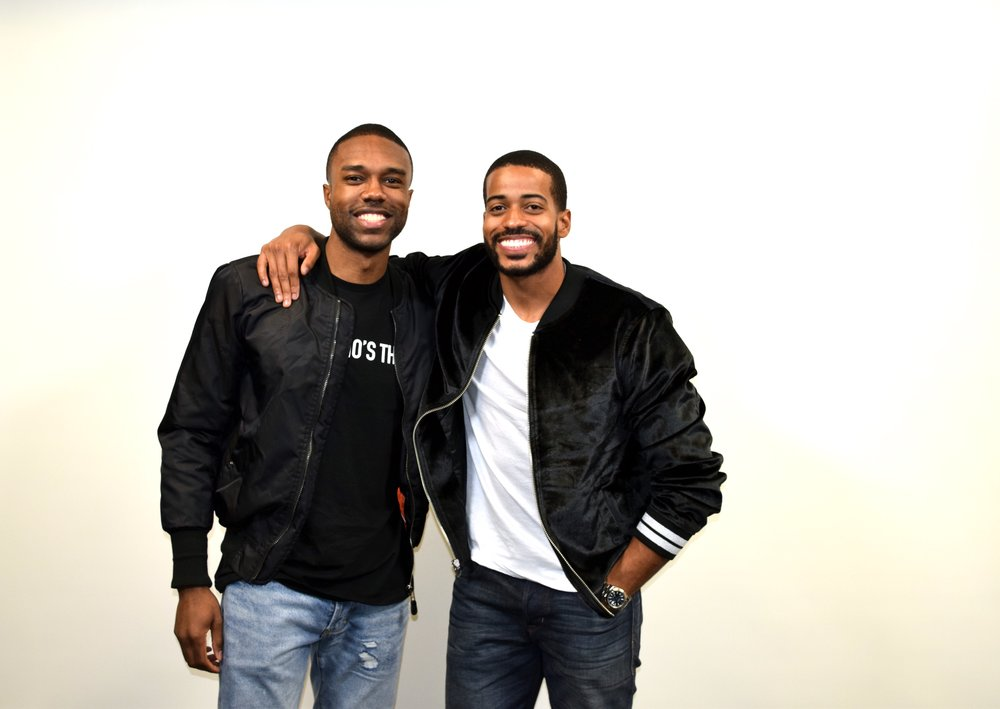 Bigger Talks with Eric Bigger - On his debut episode, Eric welcomes fellow Bachelorette contestant DeMario Jackson to the show to discuss relationships in the face of adversity. Join us for a conversation about the power of words, becoming a universal human, having compassion for yourself and choosing happiness. CLICK HERE TO LISTEN!
