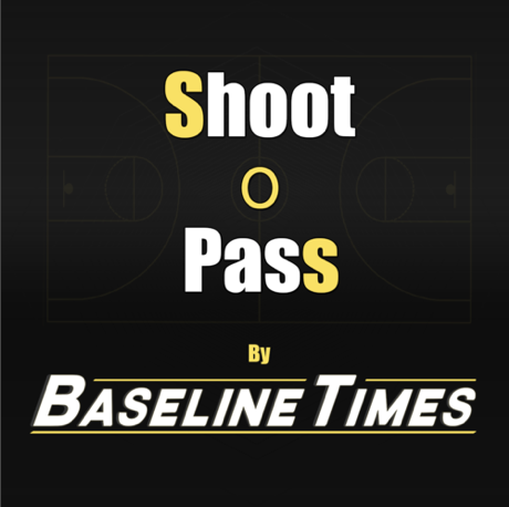 Shoot Or Pass Podcast - Episode 10: 2018 NBA Playoffs First-Round Preview - A four team playoff panel joins this show. Chevy, DeMario, Gabe, and Markus join in on the fun as they talk the first-round of the 2018 NBA Playoffs. This crew breaks down each series and gives you their predictions. Also, Russell Westbrook and stat padding, Lebron's 82 games, and Tristian Thompson is discussed.