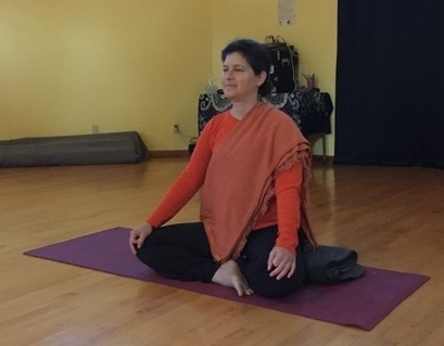 images by Dharma Kshetra Yoga and Wise Heart Community