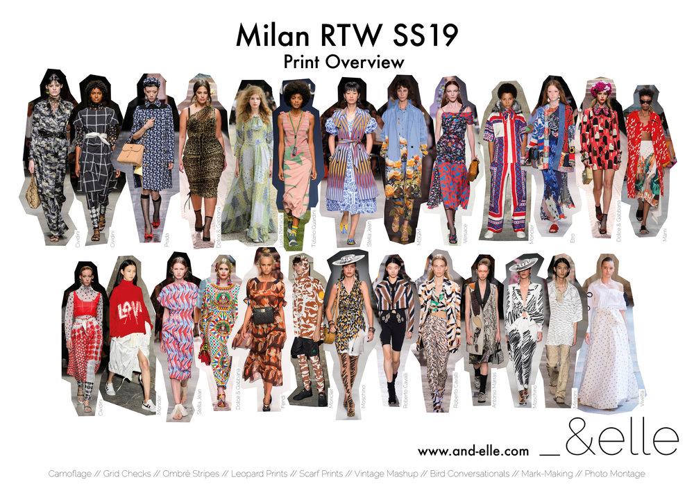 And Elle Milan Print Report