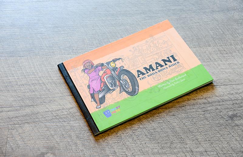Amani the Boda-Boda Rider