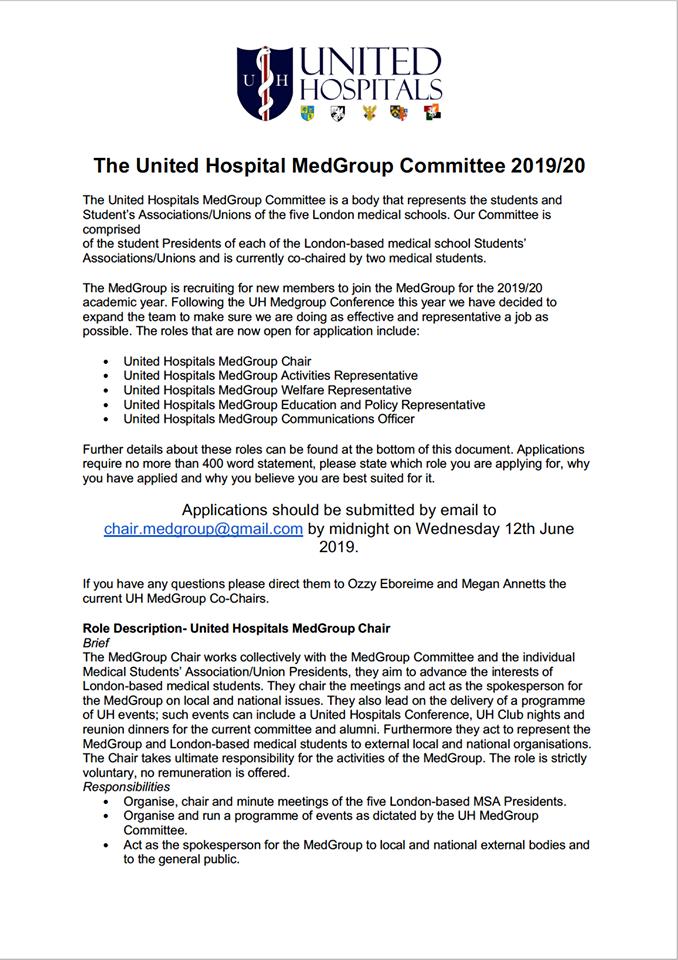 Medical Conference London June 2019