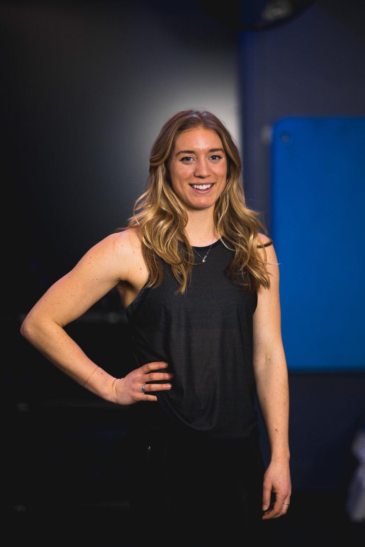 Rachel Hall, Director of Training