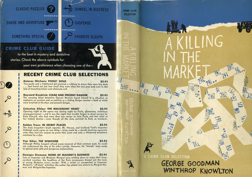 A Killing in the Market