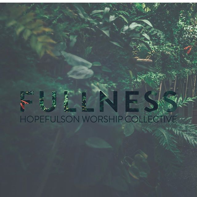 "We're so excited to announce the release of our next full length album ""Fullness."" //09.21.2017// In the recent past, all of us have been in different seasons and places with the Lord. Still, as this album was coming together, the songs collectively reflected a similar experience; the empowerment that comes from God because of His desire to have the fullness of Christ dwell within us. This is the hope of glory, and the hope for the world, that the full measure of Christ would shine through His children. ""Fullness"" is our declaration that apart from circumstance, this truth shall reign in our hearts. We have Jesus, the fullness of life within us, ready to be displayed for all to see.  #worshipcollective #hopefulson #fullness  @mark_watt @deegusty @taylerjs @jordanweswright @toddjamesp @chris_mcfly94"