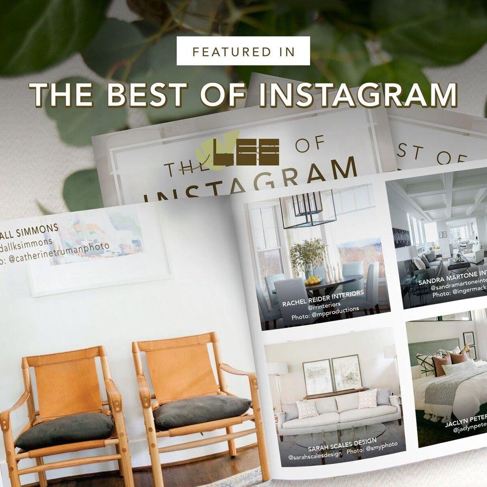 """Fall 2017 LEE Industries  """"Best of Instagram""""  lookbook"""