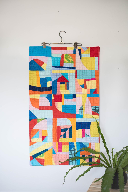 Modern Quilts by Melissa Everett