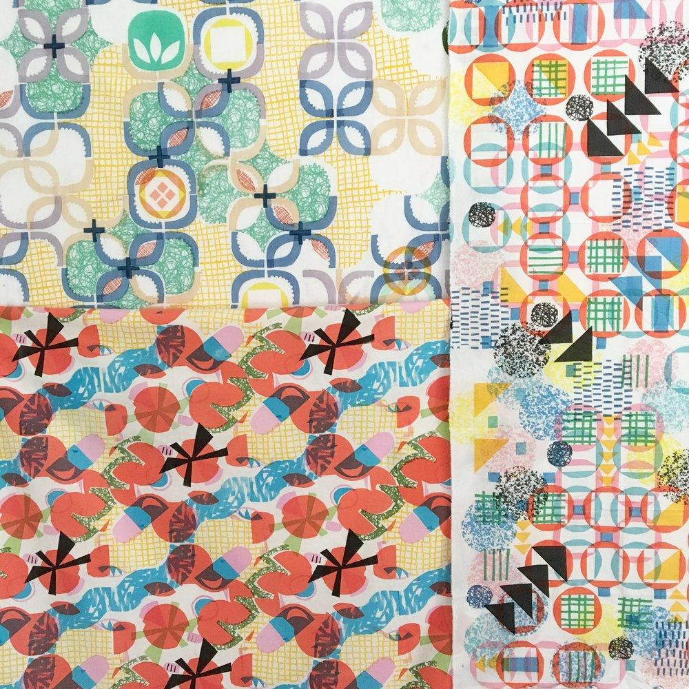 Custom Textiles by Melissa Everett