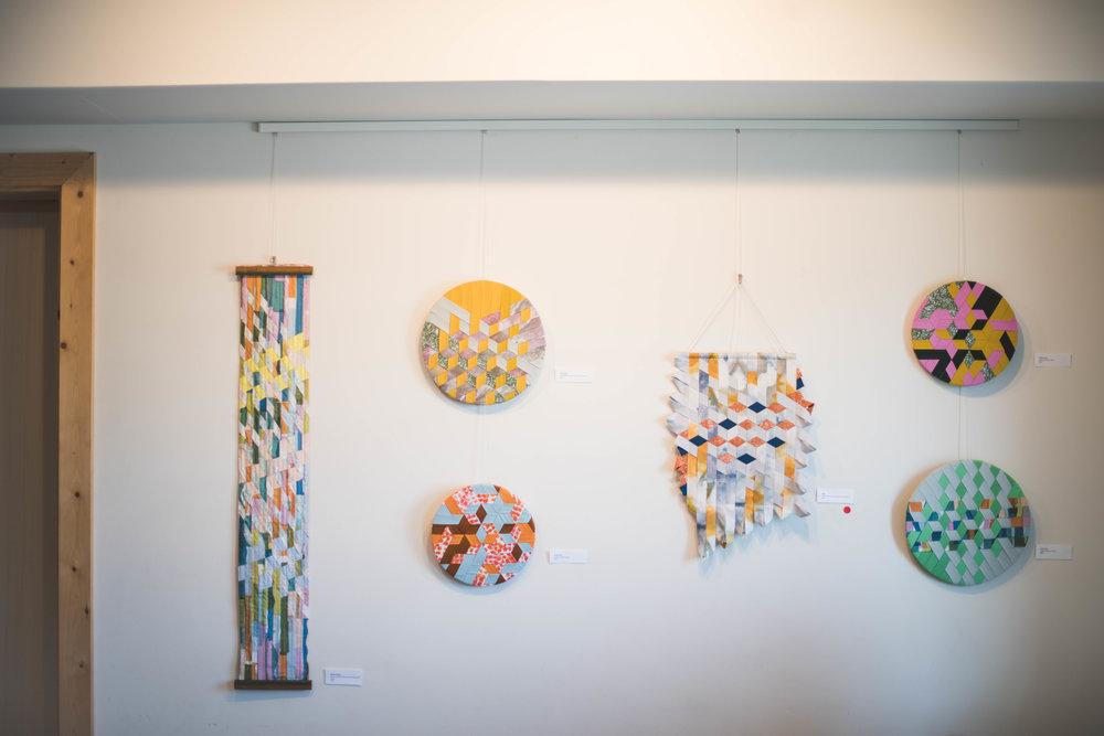 MNE Textiles: Woven Pieces