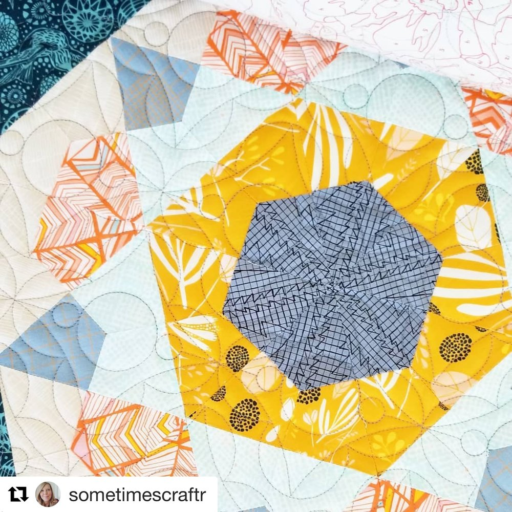 Quilting by Christina Lane