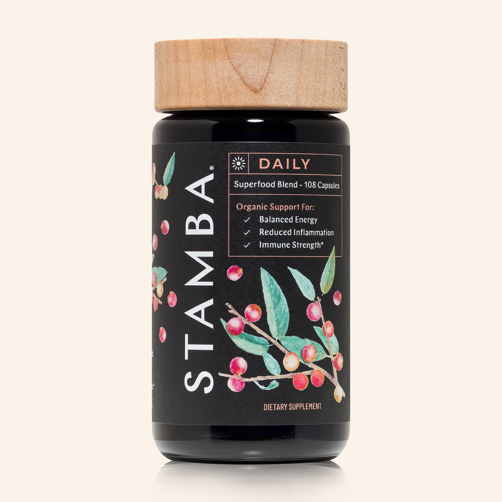 DAILY - Your blend for every day.