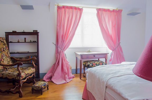 Zimmer Francis Jammes_Foto Janna-Marie Schwanemann