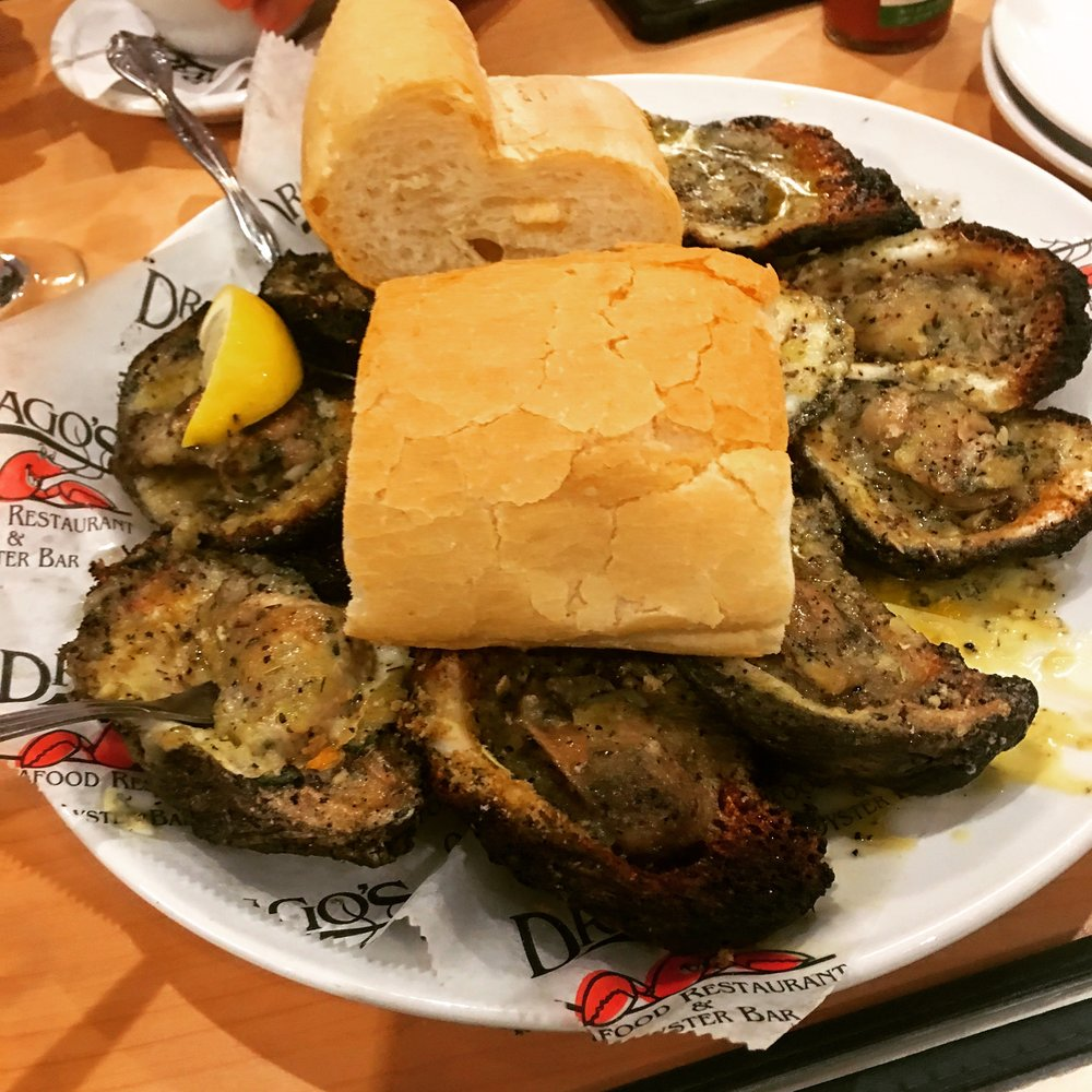 Dragos charbroiled oysters.JPG