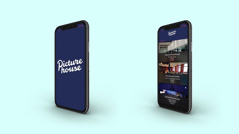 Picturehouse Cinemas App