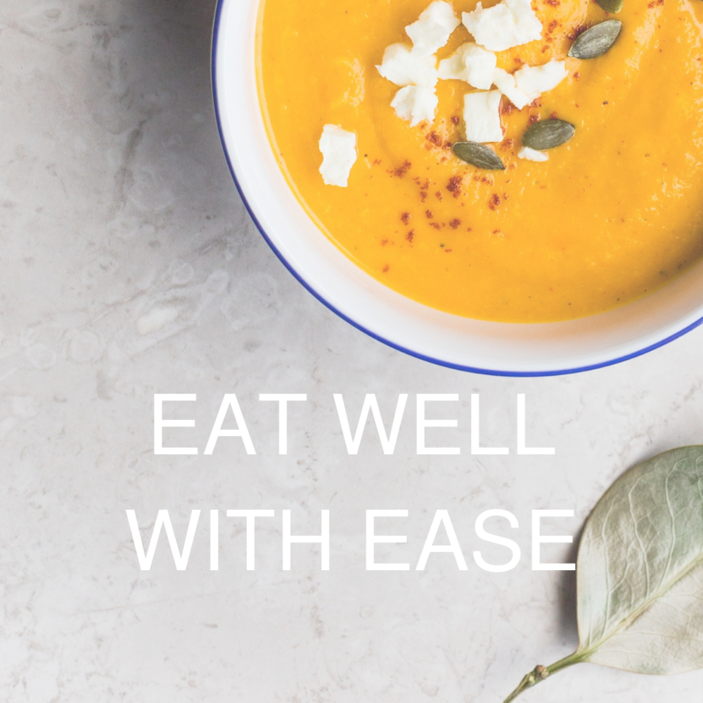 Eat Well With Ease Event Logo