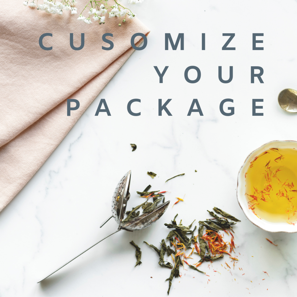 Customize Your Package