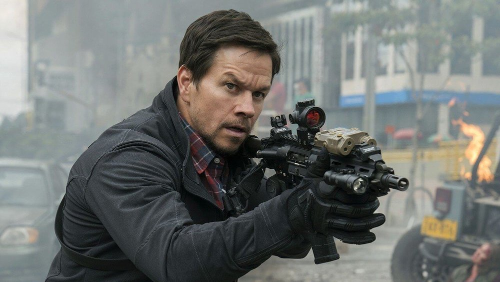 Peter Berg's action thriller  Mile 22