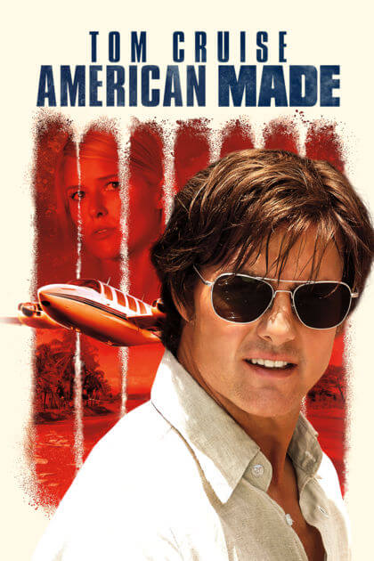 American Made  with Tom Cruise