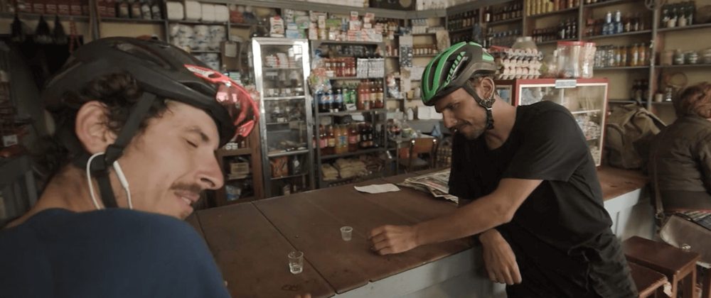 cycling film documentary filming in colombia WhereNext